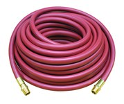 Reelcraft Industries Hose Assembly - 100 ft - 1/2 in ID x 0.75 in OD - PVC - Red - S601022-100