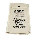 PIP 148-60 White Glove Bag - 15 in Length - 148-6014