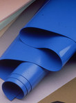 Aearo Technologies E-A-R ISODAMP C-1002 Blue Vinyl - 54 in Width x 10 ft Length x 0.25 in Thick - Adhesive Backed Structural Vibration Damper Roll - 6309-0047