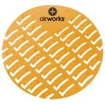 NuTrend AirWorks EVA Citrus Grove Urinal Screen - NUTREND AWUS231-BX
