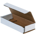 Oyster White Corrugated Mailer - 6 in x 2 1/2 in x 1 in - SHP-2504