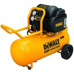 Dewalt 15 gal Air Compressor - 1.6 hp - 200 psi Max - D55167