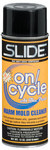 Slide OnCycle Mold Cleaner - Spray 12 oz Aerosol Can - 44212 12OZ