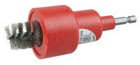 Weiler Turbo Tube Stainless Steel Tube Brush - 7/8 in Diameter - 36304