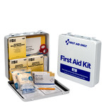 First Aid Only First Aid Kit - Metal Case Construction - 738743-00011