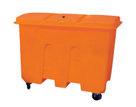 Brady 47 in H x 40.5 in W x 57.5 in D Spill Container 107784 - 662706-83260