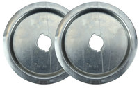 Weiler 1 in Adapter - Use With 5 1/4 in (I.D) Wheel - 03922