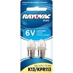 Rayovac Krypton Bulb - Flanged Base - K13-2TD*