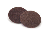 Standard Abrasives Non-Woven A/O Aluminum Oxide AO Quick Change Surface Conditioning Disc - Coarse - 4 1/2 in Diameter - 848531