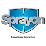 Sprayon 48461 Red Semi-Gloss Finish Coating - Liquid 5 gal Pail - 84846