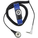 SCS MagSnap 360 Reusable Wrist Strap - 1.7 in to 2.6 in Wide - Patented* Latching Mechanism - 2241