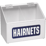 Brady Sanitary Headwear Dispenser - Tabletop - 10 in Width - 7 1/2 in Height - 754476-45688