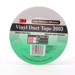3M 3903 White Duct Tape - 2 in Width x 50 yd Length - 6.5 mil Thick - 06981