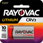 Rayovac Photo Battery - Single Use Lithium CRV3 - RLCRV3-1A