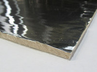 Aearo Technologies E-A-R ADC-124 - 2.25 ft Width x 4 ft Length x 0.25 in Thick - Advanced Damping Composite Sheet - 622-0124