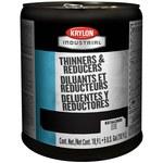 Krylon Industrial Coatings Paint Thinner - Liquid 5 gal Pail - 02459