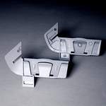 3M Versaflo S-952 Gray Cap/Hat Bracket - 051131-37304