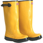 PIP Yellow 10 Boots - Rubber Upper and Rubber Sole - 072874-44813