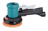 "Dynabrade 58461 3"" (76 mm) Dia. DynaLocke Dual-Action Sander, Self-Generated Vacuum"