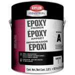Krylon Industrial Coatings K0002 Gray Epoxy - Liquid 1 gal Pail - Two-Part Accelerator (Part A) 4:1 Mix Ratio - 02465