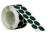 3M Wetordry Finesse-It 401Q Coated Silicon Carbide Disc Roll - Ultra Fine Grade - 1200 Grit - 1 3/8 in Diameter - 13445