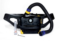 3M Versaflo TR-800 TR-814N PAPR Assembly Kit - Assembly Only - Belt-Mounted - 6 to 10 hr Li-Ion - 076308-94247