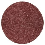 3M Cubitron 988C Coated Ceramic Brown Quick Change Disc - Fiber Backing - 24 Grit - Very Coarse - 4 in Diameter - 55791