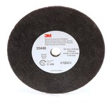 3M COW Aluminum Oxide Cutoff Wheel - Type 1 (Straight) - 4 in Diameter - 3/8 in Center Hole - 1/32 in Thickness - 20448