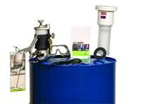 Justrite Aerosol Can Disposal System - 697841-15018