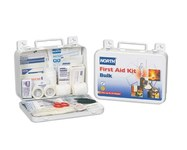 North First Aid Kit - Bulk - Metal Case Construction - 019703-0002L