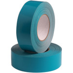 Polyken Berry Global Blue Duct Tape - 72 mm Width x 55 m Length - 10 mil Thick - 244 72MM X 55M TEAL