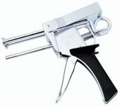 3M Automix 08191 2-Part Applicator Gun - Supports 2 oz Duo-pack cartridges 08641 & 08701 - Manual - 1:1 Mix Ratio