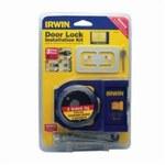 Irwin Wood Door Lock Installation Kit - 3111001