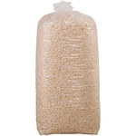 Environmentally Friendly Loose Fill Packing Peanuts, 7 Cubic Feet, White - SHP-7833