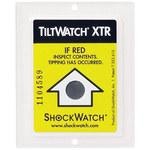 Yellow Tilt watch™ XTR - 2.37 in x 2.92 in x.02 in - SHP-8342