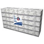 Kleenex White Facial Tissue - Box - 13216