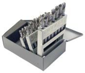 Cleveland 2120 Screw Machine Drill - Radial 118° Point - Spiral Flute - High-Speed Steel - C01332