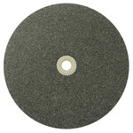 Weiler Aluminum Oxide Surface Grinding Wheel - 60 Grit - Fine Grade - 6 in Diameter - 1 in Center Hole - 3/4 in Thick - 36460