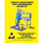 Desco Industries Facilities Training Material - Topic ESD Awareness - SCS 770039