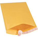 Kraft Bubble Mailers - 14.5 in x 9.5 in - SHP-3507