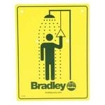 Bradley Sign - English - 114-050