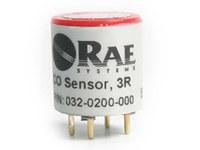 RAE Systems 3R Sensor 032-0200-000 - Carbon Monoxide (CO) 0-500ppm