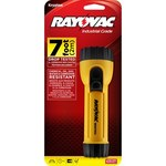Rayovac Industrial Krypton Flashlight - 7 Foot Drop Tested - 17 Lumens - (2) D - IN2-KD*