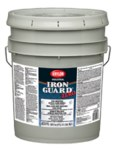 Krylon Industrial Coatings Iron Guard K1102 White Satin Acrylic Enamel Paint - 1 gal Pail - 00486