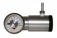 GASCO Dial-Al-Flow Regulator 74-DAF-REG - All gases except: NH3, CL2, NO, NO2, HCL, HCN