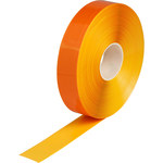 Brady ToughStripe Max Yellow Floor Marking Tape - 2 in Width x 100 ft Length - 0.050 in Thick - 60799