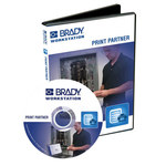 Brady BWS-PPS-CD Printing Software - Supports Single Users - 58060