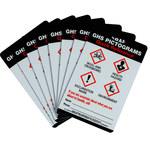 Brady GHS Wallet Card 133208 - 754473-89877