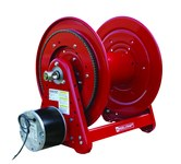 Reelcraft Industries 30000 Series Hose Reel - 200 ft Capacity - Motor Drive - EA32112 M12D