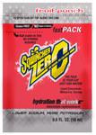 Sqwincher Fast Pack Zero 0.6 oz Fruit Punch Powder Mix - 015501-FP